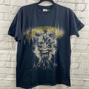 Iron maiden fruit of the loom t-shirt